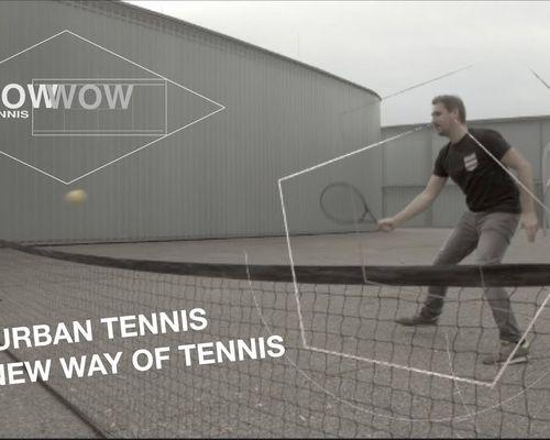 Neu beim TVC - powwow tennis